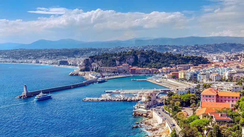 Partir en vacances sur la côte d'Azur