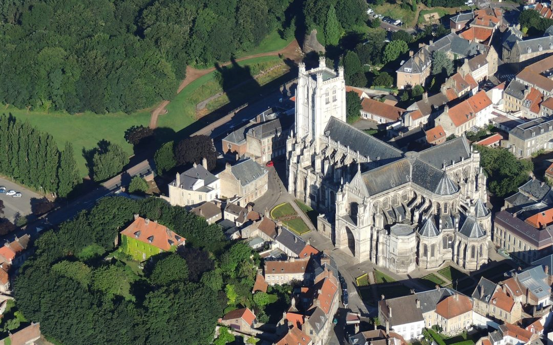 Création site immobilier à Saint Omer